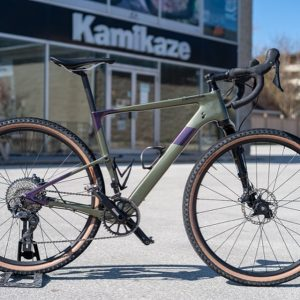 Kamikaze bikes collingwood
